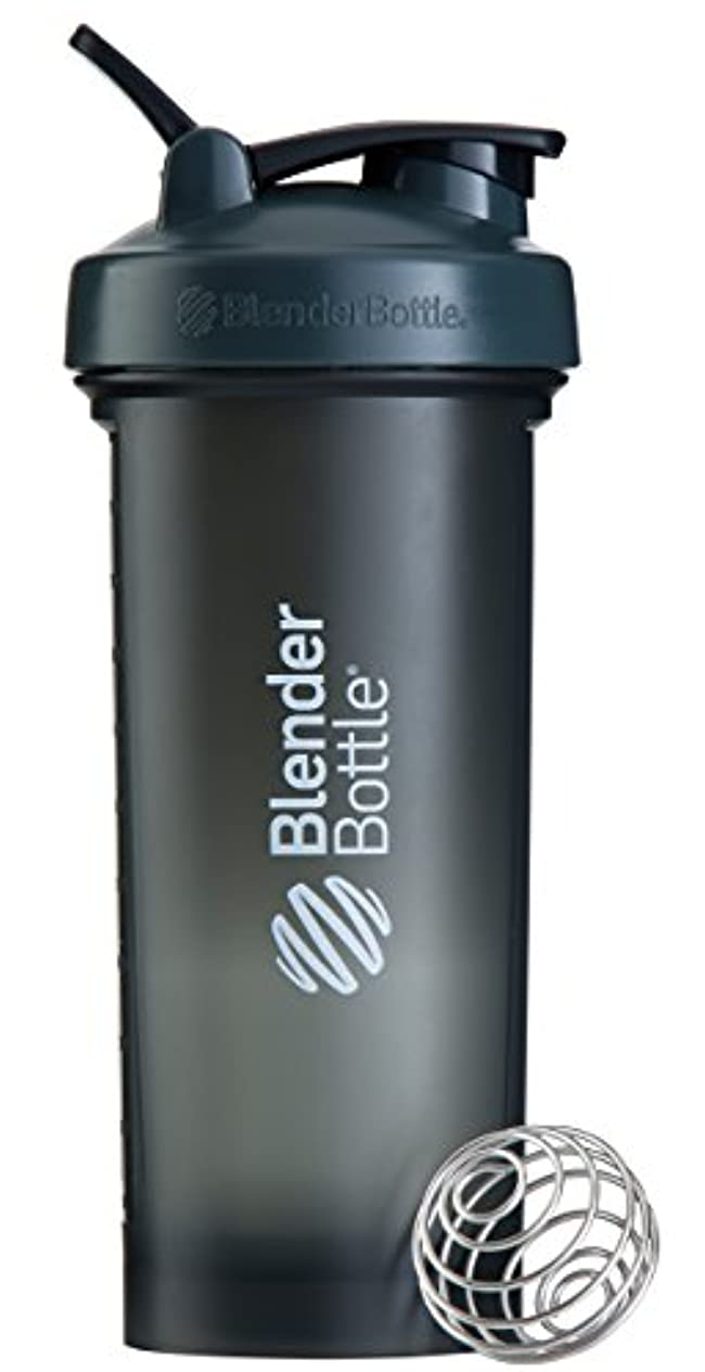 落ち着かない肥満局ブレンダーボトル 【日本正規品】 ミキサー シェーカー ボトル Pro45 45オンス (1300ml) グレイホワイト BBPRO45FC G/WT