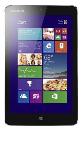 レノボ アイデアタブ タブレット Lenovo IdeaTab Miix 2 8 8-Inch 64 GB Tablet 【並行輸入品】