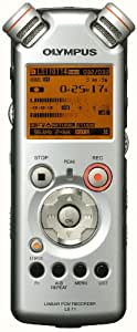 OLYMPUS リニアPCMレコーダー LS-11