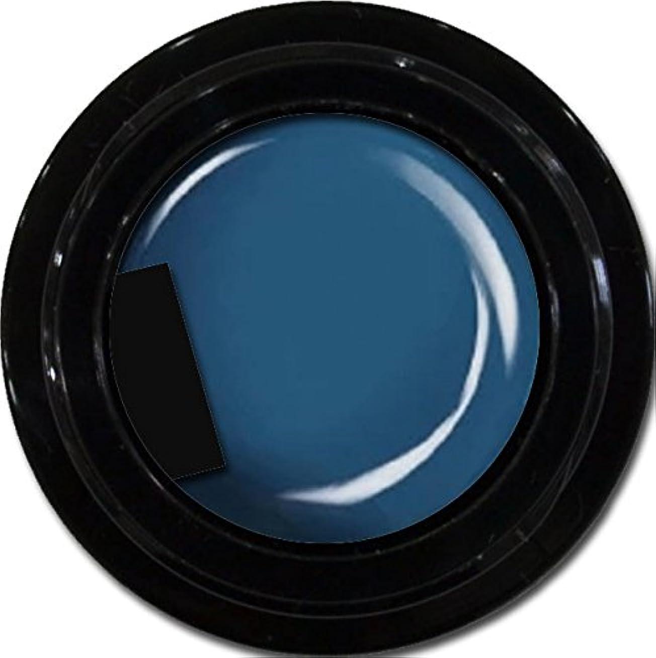 転倒アニメーション発掘するカラージェル enchant color gel M717 LegendBlue 3g/ マットカラージェル M717 レジェンドブルー 3グラム