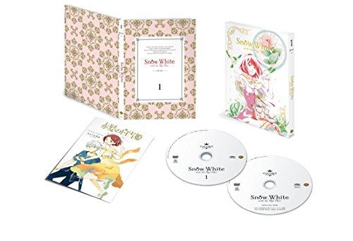 赤髪の白雪姫 Vol.1 <初回生産限定版> [DVD]の詳細を見る