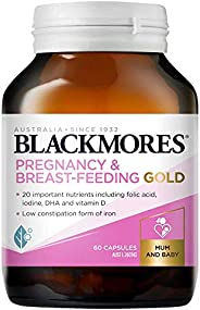 Blackmores Pregnancy & Breast-Feeding Gold (60 Capsu