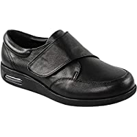 Goodant Mens Diabetic Edema Slip-on Shoes