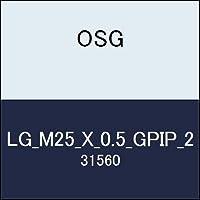 OSG ゲージ LG_M25_X_0.5_GPIP_2 商品番号 31560