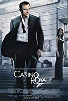 映画ポスター 007 カジノロワイヤル OO7 Casino Royale US版 hi1