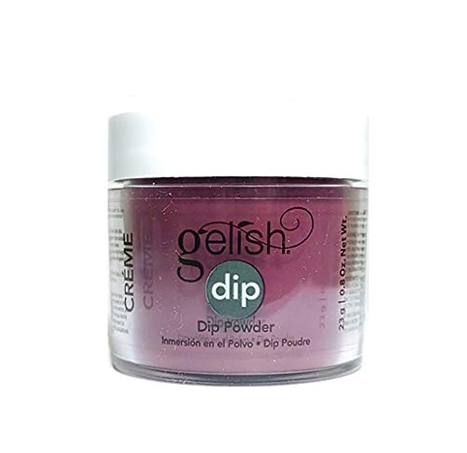 Harmony Gelish - Dip Powder - Love Me Like A Vamp - 23g / 0.8oz