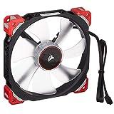 Corsair ML140 Pro LED, Red, 140mm Premium Magnetic Levitation Cooling Fan CO-9050047-WW