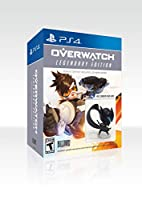 Overwatch Legendary Holiday Bundle - PlayStation 4 (輸入版)