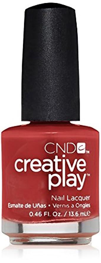 脚特に飛び込むCND Creative Play Lacquer - On a Dare - 0.46oz / 13.6ml