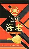 湖池屋 KOIKEYA PRIDE POTATO 大漁 海老祭り 60g×12袋