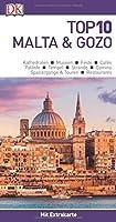 Top 10 Reisefuehrer Malta & Gozo: mit Extra-Karte und kulinarischem Sprachfuehrer zum Herausnehmen