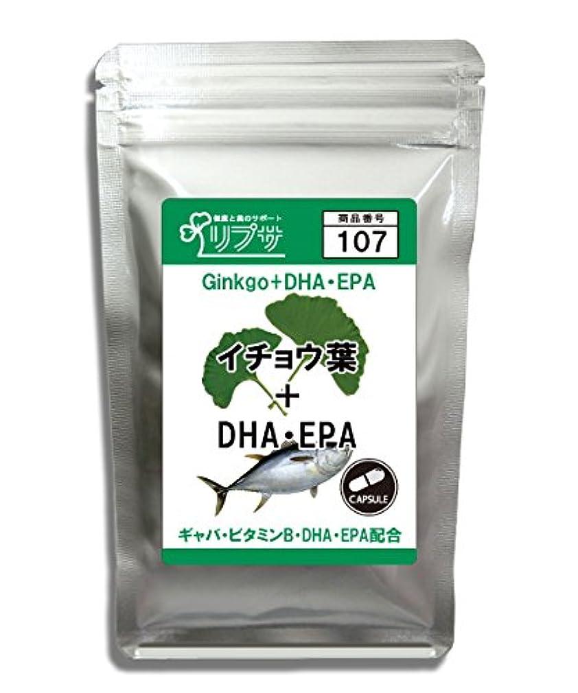 迷信扱いやすい晩餐イチョウ葉&DHA?EPA 約1か月分 C-107