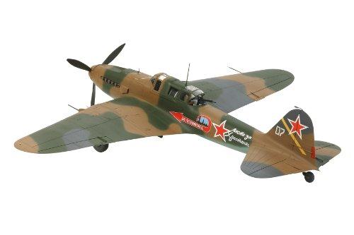1/48 傑作機シリーズ No.113 ソ連空軍 イリューシン IL-2 シュトルモビク 61113