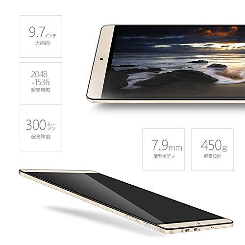 ONDA V989 Air 八核 オクタコア RAM2GB 16GB Retina 9.7インチ Android4.4 ISM-V989AIR