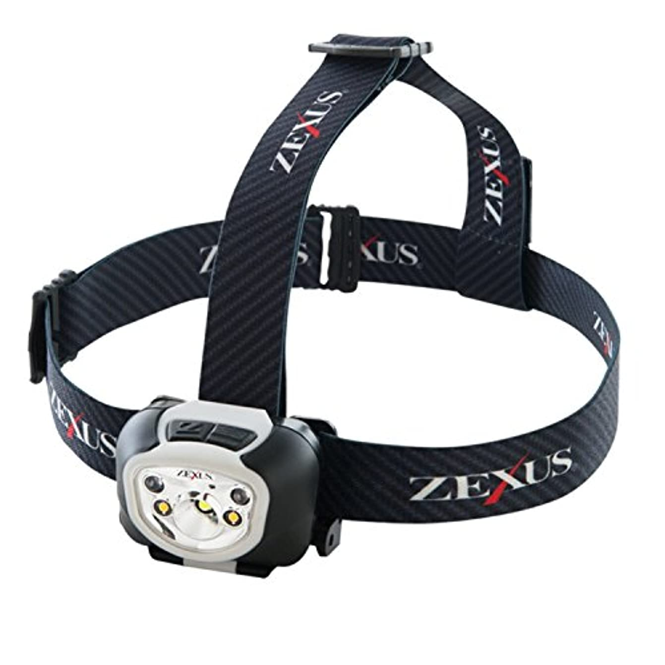 サイレン目の前の蓋冨士灯器 LEDライト ZX-R260 (充電タイプ)