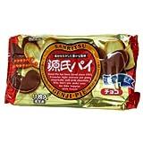 三立製菓  源氏パイチョコ  11枚×12袋