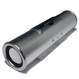 Brighton LaLa Speaker for iPod シルバー BI-SPLALA/SL