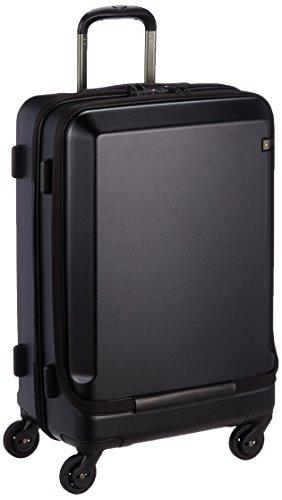 [エースジーン] スーツケース ジェットパッカーs TR サイレントキャスター 56L 60cm 4.4kg 05593 01 ブラック