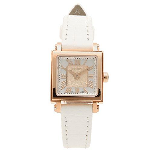 フェンディ レディース腕時計 QUADOROMINI F604524541