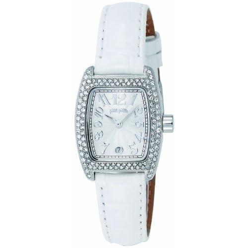 [フォリフォリ]Folli Follie 腕時計 S922ZI SLV/WHT レディース [並行輸入品]