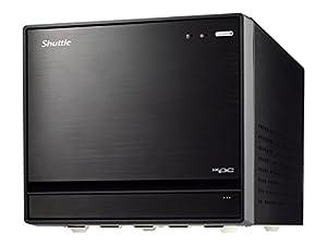 Shuttle ベアボーンPC XPC cube Intel LGA1151対応 SZ170R8