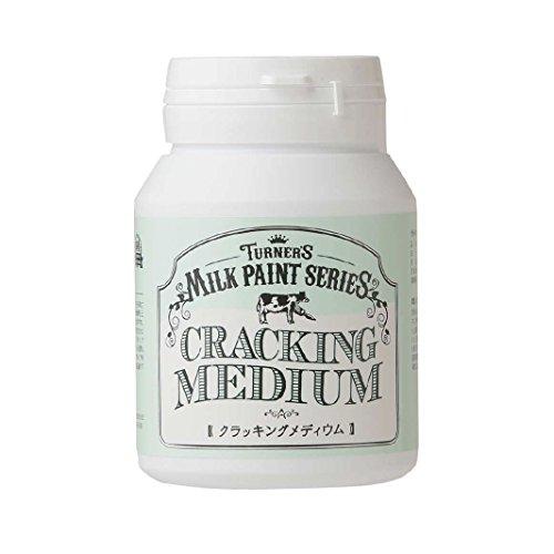 ターナー色彩 ミルクペイント クラッキングメディウム 200ml