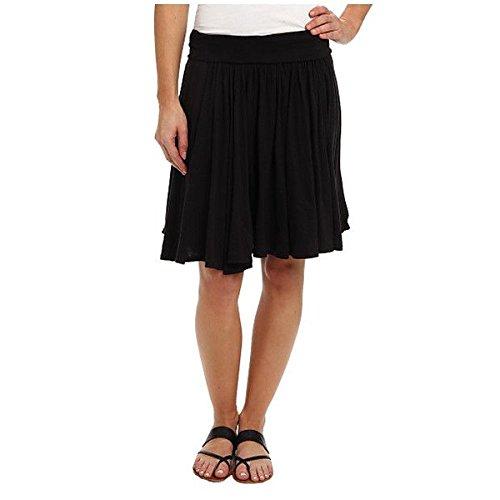 (スリードッツ) Three Dots レディース スカート カジュアルスカート Jersey Colette Full Skirt 並行輸入品