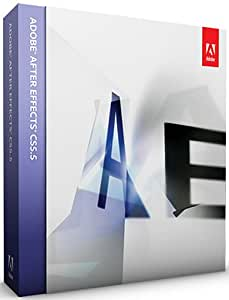 Adobe After Effects CS5.5 Windows版 (旧製品)