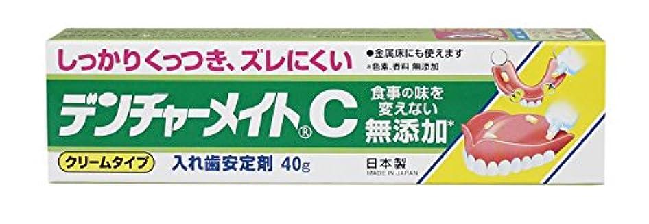 忠実バッテリー対角線共和 デンチャーメイトC 40g