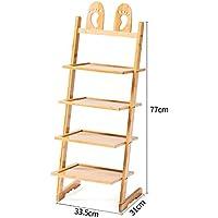シューズラックシンプルな家庭用小型シューズラック寮の部屋シューボックスCreative Storage Shelf (サイズ さいず : 4 layer)