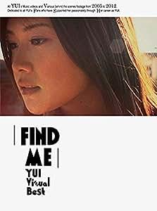 FIND ME YUI Visual Best(初回生産限定盤) [DVD]