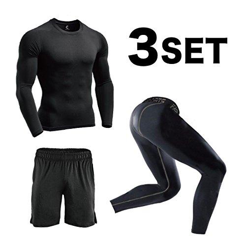 スポーツウェア メンズ 上下 トレーニングウェア セット コンプレッションウェア