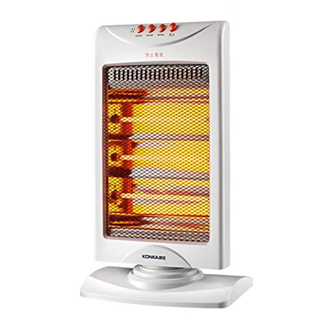 模索発疹臭いALUP- ヒーター、家庭用省エネ3段電気ヒーター、首振式省エネヒーター、寮用、オフィス用