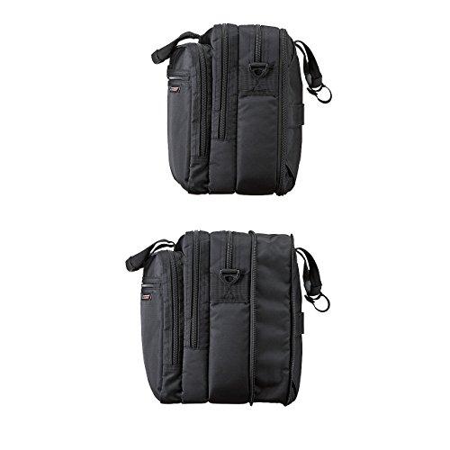 caa7eaaebf5e Details about Sanwa 3WAY business bag horizontal backpack, for a business  trip BAG-3WAY20 JP
