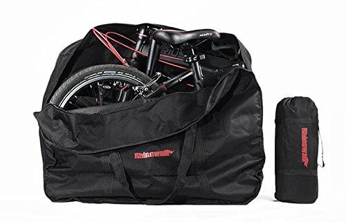Rhinowalk 折りたたみ自転車 収納 バッグ 14〜20インチ対応 専用ケース付き 輪行バッグ 輪行袋  B07F2FDR7C 1枚目