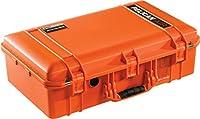 Pelican 1555Airプロテクターケースなし、フォーム、オレンジ、015550–0010–150