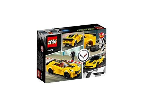 レゴ (LEGO) スピードチャンピオン シボレー コルベット Z06 75870