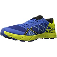 SCARPA Mens Spin Trail Running Shoe-M Spin Trail Running Shoe Blue Size: