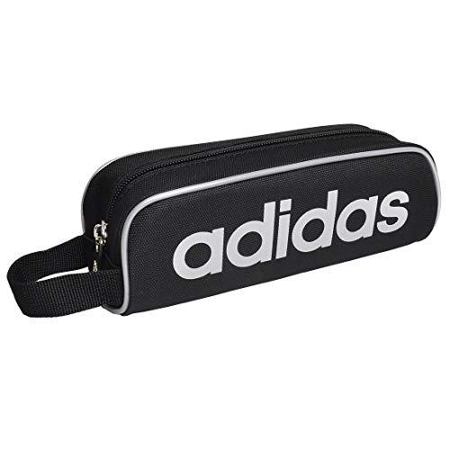 (アディダス) adidas 筆箱 小学生 男の子 ソフトペンケース PT1201 スリム 細い ペンケース 大容量 シンプ...