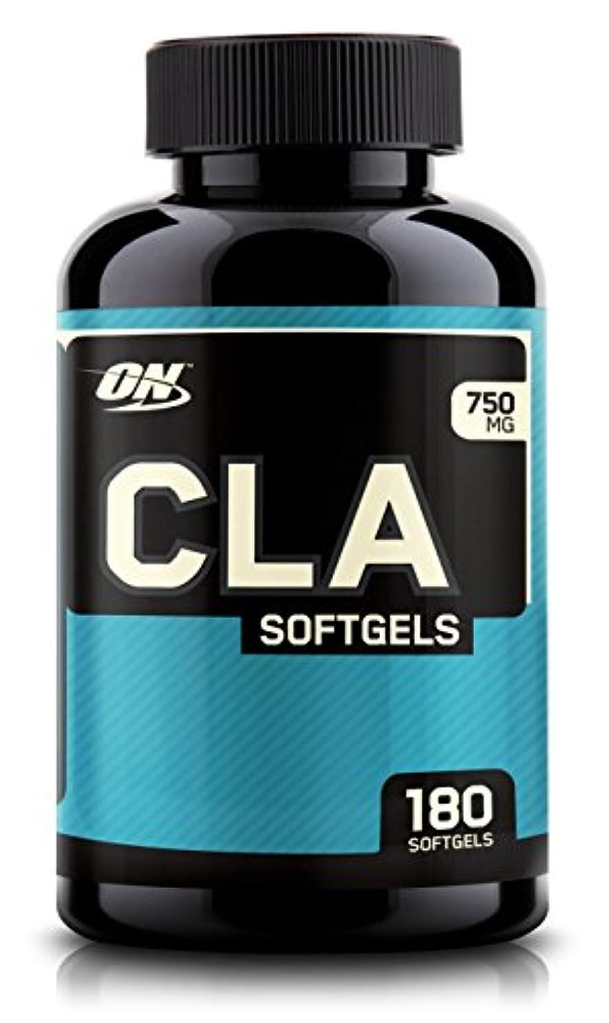 ガム信者格差海外直送品 Optimum Nutrition CLA 750mg, 180 Softgels