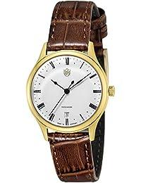 [ドゥッファ]DUFA 腕時計 Weimar ホワイト文字盤 DF-7006-03 レディース 【並行輸入品】