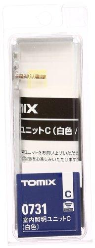 TOMIX Nゲージ 0731 室内照明ユニットC (白色)