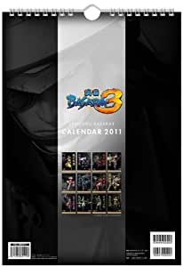 戦国BASARA3 カレンダー2011