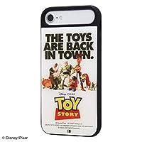iPhone 8 / 7 / 6s / 6 /『トイ・ストーリー』/耐衝撃ケース キャトル パネル/『トイ・ストーリー/アンディの友達』 IQ-DP76PCB/TY003