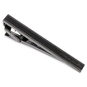 [プエルタデルソル] PUERTA DEL SOL タイバー クリップ メンズ 日本製 シルバー 63PU0021