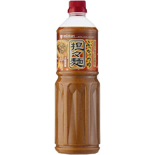 ミツカン ぶっかけつゆ 担々麺 1100g
