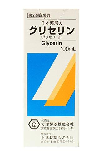 RoomClip商品情報 - 【第2類医薬品】グリセリン 100mL