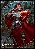マジック:ザ・ギャザリング プレイヤーズカードスリーブ 『エルドレインの王権』 《不敵な火花魔導士、ローアン》 (MTGS-120)