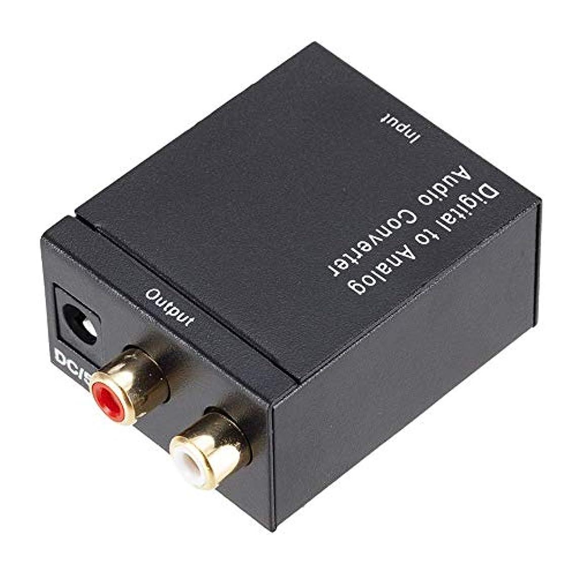 殉教者メーターミンチデジタルオーディオ/アナログオーディオR/LオーディオコンバータSPDIFデジタルファイバー/同軸オーディオアナログ