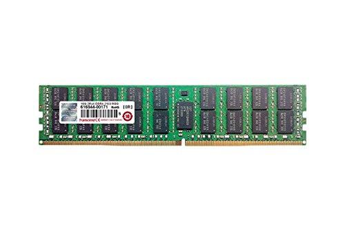 Transcend サーバー ワークステーション用メモリ PC4-19200 DDR4 2400 8GB 1.2V 288pin REG-DIMM (無期限保証) TS1GHR72V4Z